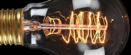 Glühbirne Rustika von Otto Zern