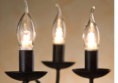 Halogenlampen sind für Zuhause oft die beste Lösung.