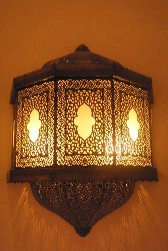 handgefertigte orientalische Lampen und Leuchten